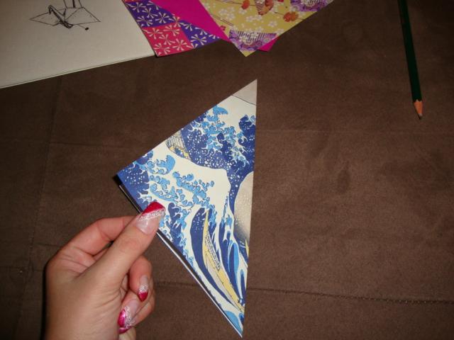 1000 Origami Kraniche - Senbazuru  (5/6)