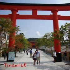 Eingangs-Torii
