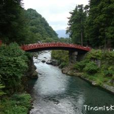 Shinkyo Brücke