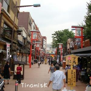 Seitenstraße in Asakusa